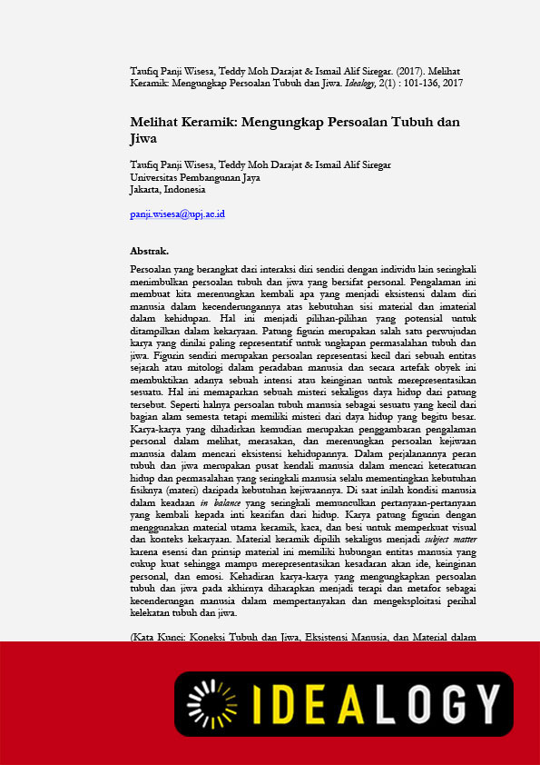 Idealogy 3 Volume 1 Issue 2 Article 8